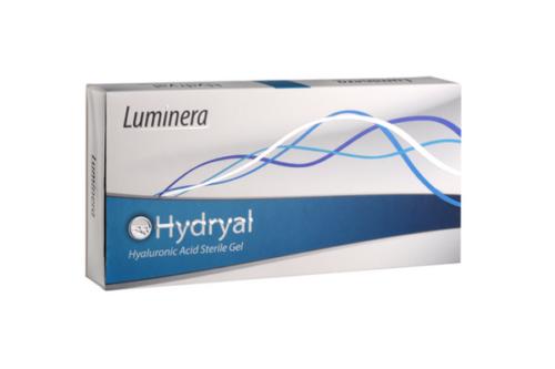 Hydryal hyaluronihappo skinbooster biorevitalisaatio